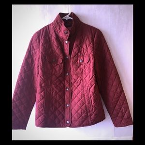 MEROMA Women's Red Jacket sz S